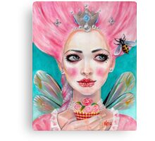 Marie Antoinette Queen Bee  Canvas Print