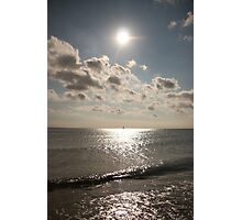 Port Phillip Bay Pin Photographic Print