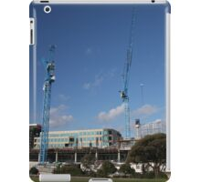 South East Water Frankston Office Construction 1 iPad Case/Skin