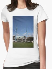 South East Water Frankston Office Construction 1 Womens Fitted T-Shirt