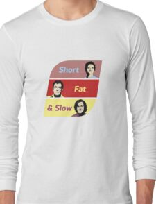 The Grand Tour - Short, Fat & Slow Long Sleeve T-Shirt