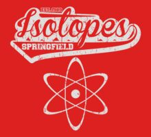 Springfield Isotopes Baby Tee