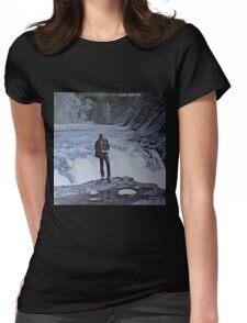 John Denver - Rocky Mountain High Womens Fitted T-Shirt