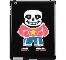 Steven Univers / Sans Undertale (Same guy?) iPad Case/Skin