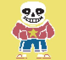 Steven Univers / Sans Undertale (Same guy?) Kids Tee