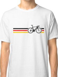 Bike Stripes German National Road Race v2 Classic T-Shirt