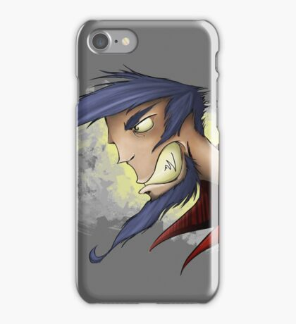 Unhappy iPhone Case/Skin