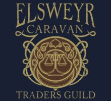 Elsweyr Traders Guild - Tees & Hoodies One Piece - Short Sleeve