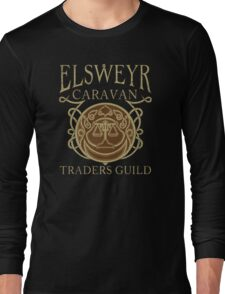 Elsweyr Traders Guild - Tees & Hoodies Long Sleeve T-Shirt