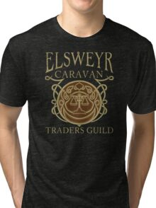 Elsweyr Traders Guild - Tees & Hoodies Tri-blend T-Shirt