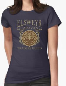 Elsweyr Traders Guild - Tees & Hoodies Womens Fitted T-Shirt