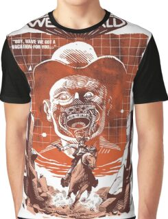 westworlds poster Graphic T-Shirt