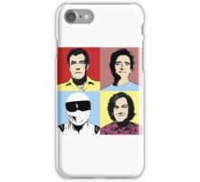 The Top Gear Team - POP Art iPhone Case/Skin