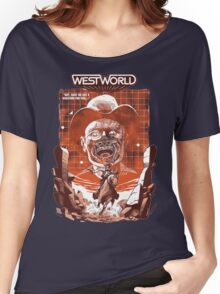 westworld series Women's Relaxed Fit T-Shirt