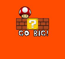Mario Bros - GO BIG! Unisex T-Shirt