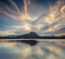 Crazy Clouds - Moogerah Dam Qld Australia by Beth  Wode