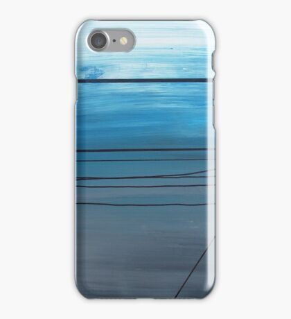 Power Lines 14 iPhone Case/Skin