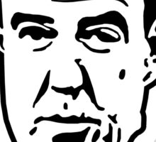 Top Gear - WWJCD What Would Jeremy Clarkson Do? Sticker