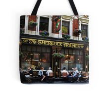London Calling 1.1 - Sleuthing Tote Bag