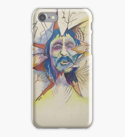 Dave Brock Portrait- Hawkwind iPhone Case/Skin
