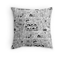 The Lonely Island - Who Said We're Wack Throw Pillow
