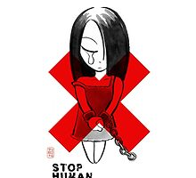 Stop Human Trafficking 01 by 73553