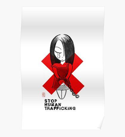 Stop Human Trafficking 01 Poster