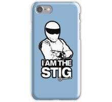 Top Gear - I am the Stig II iPhone Case/Skin