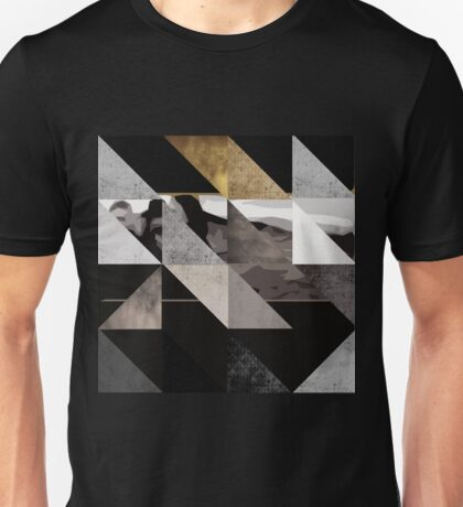 U2 - The Joshua Tree - Triangles Unisex T-Shirt