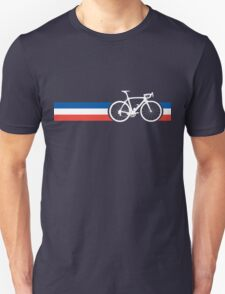 Bike Stripes French National Road Race T-Shirt