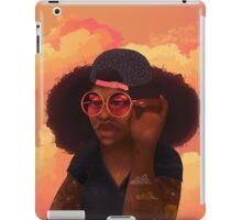 Cat Hat iPad Case/Skin