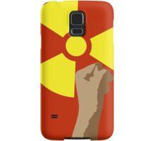 Power of the Atom Samsung Galaxy Case/Skin