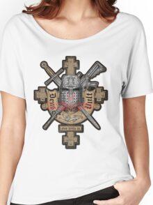 Deus Vult Women's Relaxed Fit T-Shirt