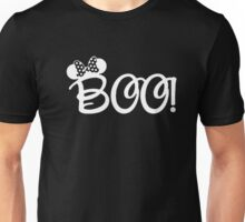 Minnie Boo Not-So-Scary Halloween Party T-Shirt Unisex T-Shirt