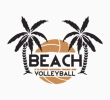 Beach volleyball One Piece - Long Sleeve