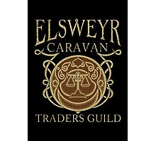 Elsweyr Traders Guild Photographic Print