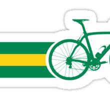 Bike Stripes Australian National Road Race Sticker