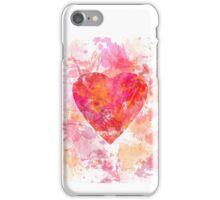 I heart you iPhone Case/Skin