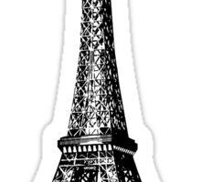 Eiffel Towel | Buildings Sticker
