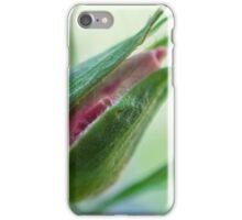 Birth of Pink Rose iPhone Case/Skin
