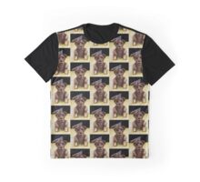 Teddy 5:Axed Graphic T-Shirt