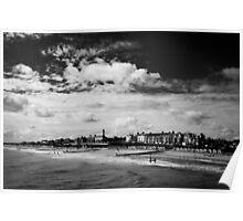 Southwold Beach #5 Poster
