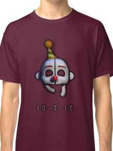 Five Nights at Freddy's - Sister Location Release Date Classic T-Shirt