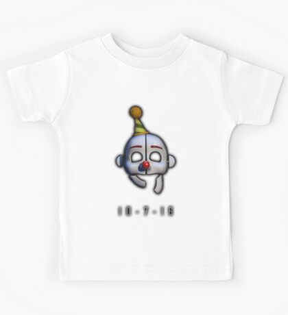 Five Nights at Freddy's - Sister Location Release Date Kids Tee