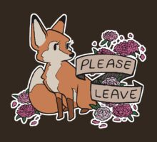 please leave T-Shirt