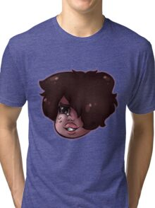Steven Universe - Smoky Quartz Tri-blend T-Shirt