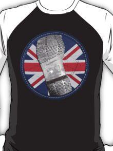 Dr. Martens Boot Sole union jack T-Shirt