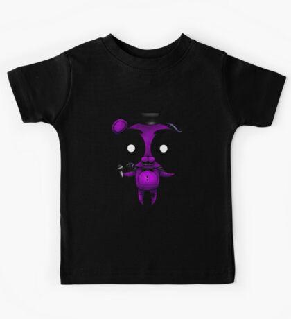 FNaF 2 - Chibi Shadow Freddy Kids Tee