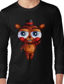FNaF 2 - Chibi Toy Freddy Fazbear Long Sleeve T-Shirt
