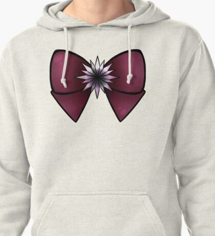 Sailor Saturn Bow Pullover Hoodie